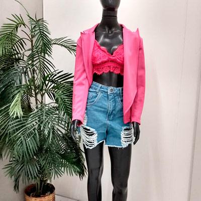 Blazer Feminino Color | Florenza Store