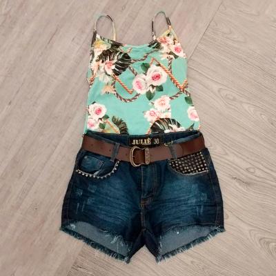 Short Jeans Feminino | Atrativa