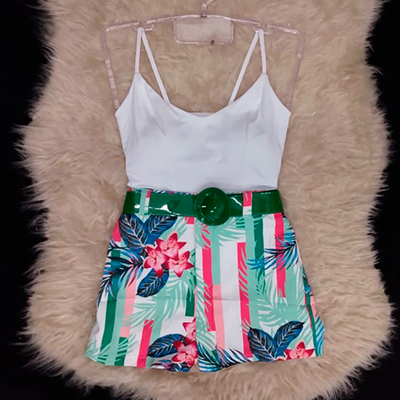 Short Estampas Diversas | Soul Boutique