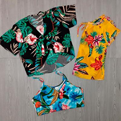 Blusas Estampas Variadas | Letícia Modas