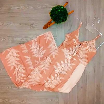 Vestido Longo Fenda | Romelier Store