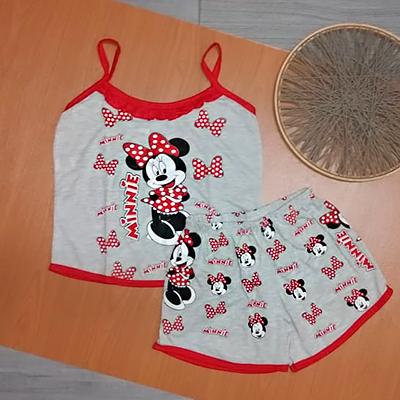 Pijama Adulto Estampado | Iná Confecções
