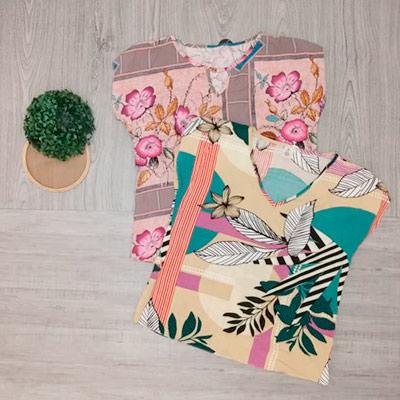 Blusas Estampas Variadas | B Look