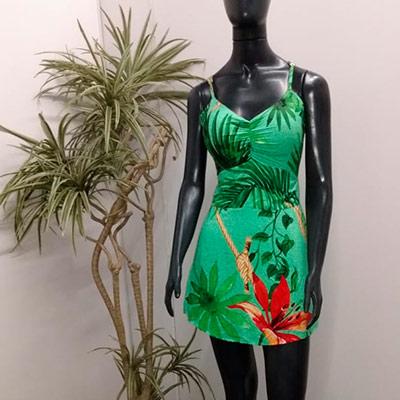 Vestido Curto Estampado | Moda Tumblr