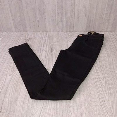 Calça Jeans Preta | Moda Chick