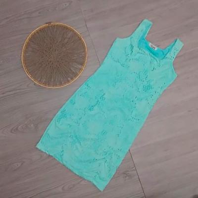 Vestido Curto Laise | Brilho A Mais Moda