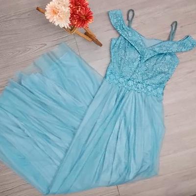 Vestido de Festa Longo | Cheia de Charme Festas