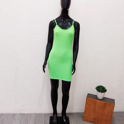 Vestido Curto Color | Kadosh Makes e Acessórios