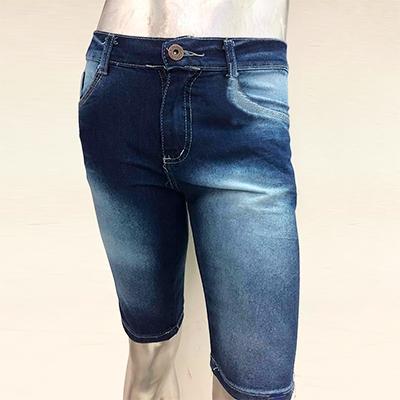 Bermuda Jeans Masculina | Barcellos & Maia