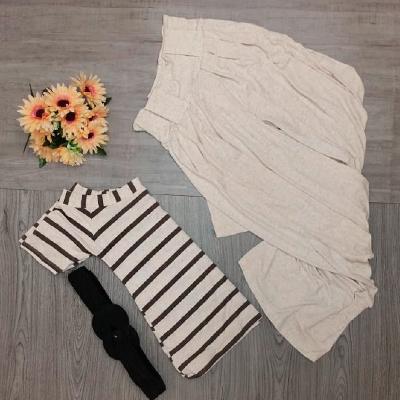 Conjunto Pantalona e Blusa | Lu Modinhas