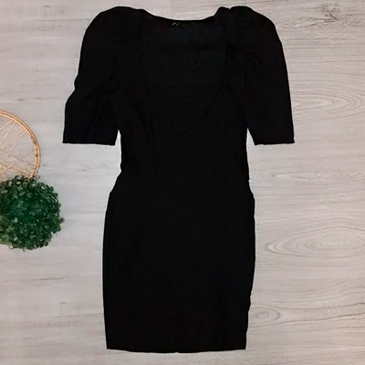 Vestido Midi Preto | By Juliana Patricia