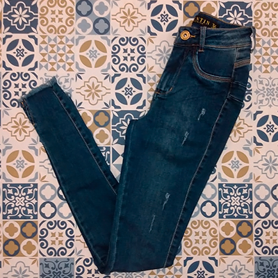 Calça Jeans Feminina | Puro Charme