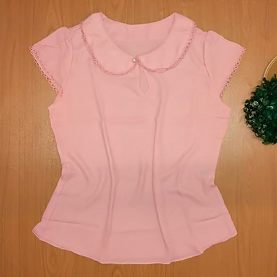 Blusa Feminina Rosa | Baluar Store