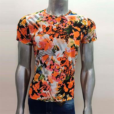 Camisa Floral Masculina | Barcellos & Maia