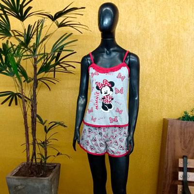 Conjunto Baby Doll | Tia Vilma Pijamas