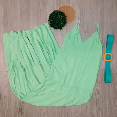 Vestido Com Cinto | L'amar Modas