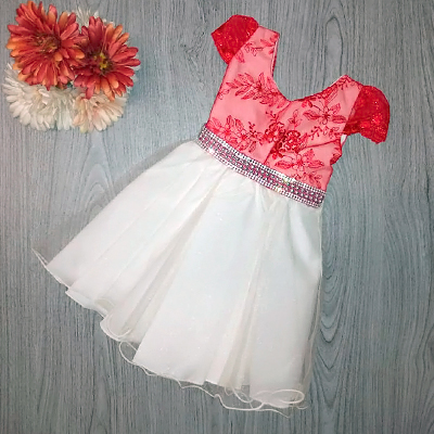 Vestido Infantil Festa | Pipoca com Amora Kids
