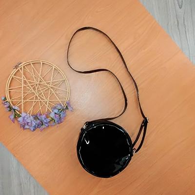 Bolsa Feminina Disco | Cravo e Canela