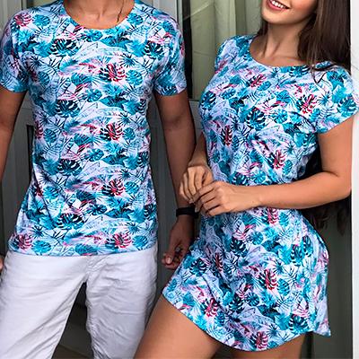 Conjunto Blusa e Vestido | Jessica Nunes Vestuário