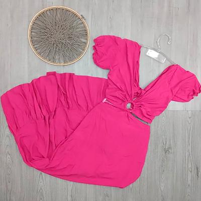 Vestido Longo Argola | Maricota