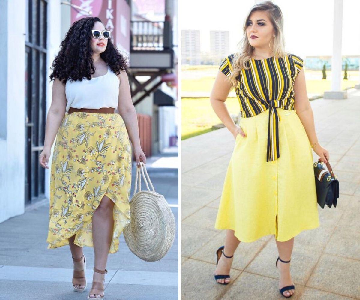 Looks plus size para o verão dicas blog feira shop bh