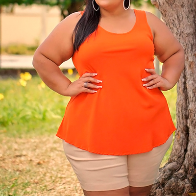 Regata Plus Size | Angel Plus Size