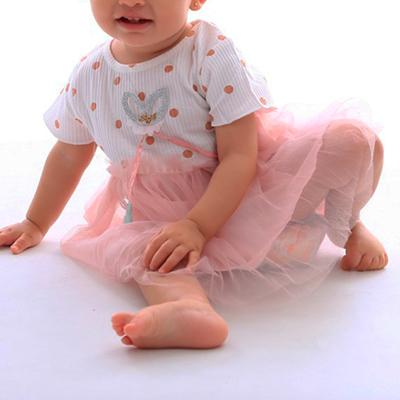 Vestido Infantil Tule | Arroba Baby