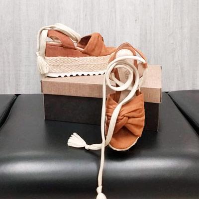 Sandália Flat Form | Andarela Calçados
