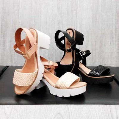 Sandália Salto Alto | Charme Calçados