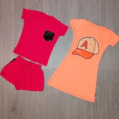 Conjunto Infantil Pink | Lili Baby