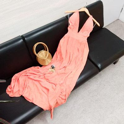 Vestido Longo Fenda | Mira Boutique