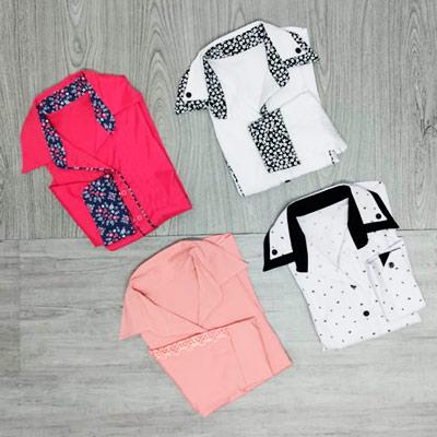 Camisa Social Feminina | Terninho e Cia