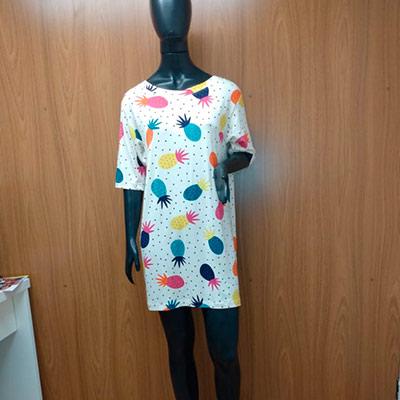 Vestido Estampado Color | Mania de Ser Bonita
