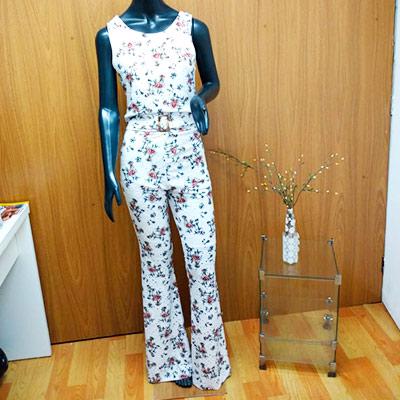 Conjunto Calça e Blusa | Baiuka Modas