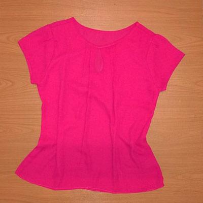 Blusa Feminina Color | Sete Estilos