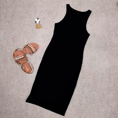 Vestido Midi Regata | Boutique da Lila