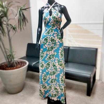 Vestido Longo Fenda | Dondocas