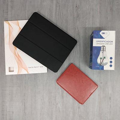 Kit Umidificador e Cases | Unique Acessórios