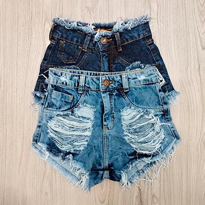 Short Jeans Feminino | Honraria Jeans
