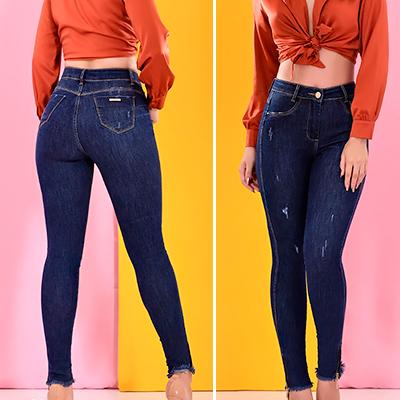 Calça Jeans Skinny | Soul Jeans