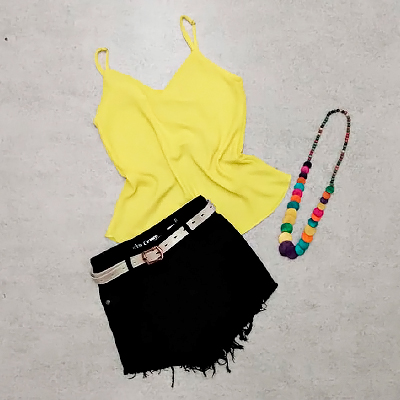 Conjunto Look Completo | Amora Moda Feminina