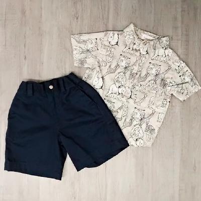 Conjunto Infantil Masculino | Vestindo Bia