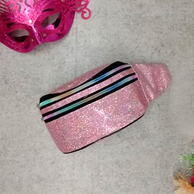 Pochete Rosa Glitter | Gift
