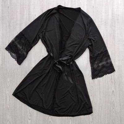 Robe Cetim Feminino | Linda Rosa