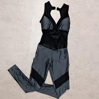 Macacão Esporte Poliamida | Absoluta Moda Fitness