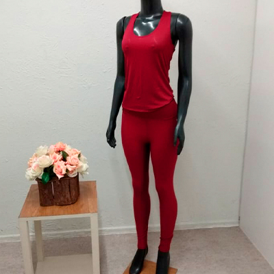 Conjunto Legging e Regata | Absoluta Moda Fitness