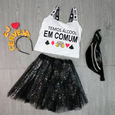 Fantasia Feminina Carnaval | M Pires