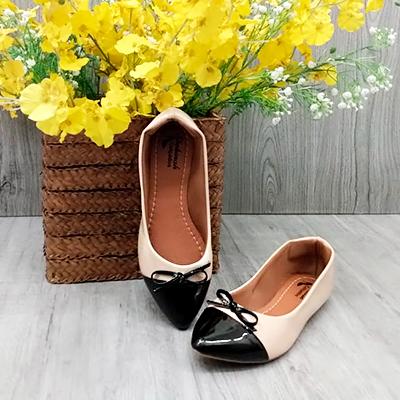 Sapatilha Feminina Bicolor | Shekinah Calçados