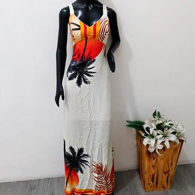 Vestido Longo Beach | Maria Vestidos