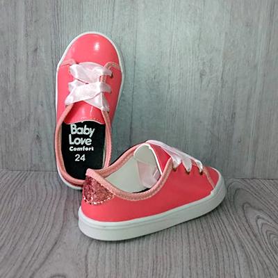 Sapato Infantil Feminino | Te Pego no Pé
